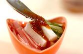 シャキシャキ長芋サラダの作り方1