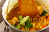 鶏むね肉と大豆のカレー煮の作り方3