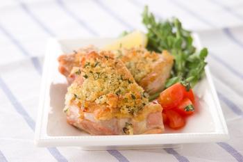 鶏肉のハーブオーブン焼き