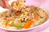 ゴーヤの素麺チャンプルーの作り方3