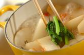 あったか鶏とカブのスープ煮の作り方5