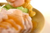 あんかけゆで豚の作り方4