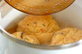 がんものふっくら煮の作り方1