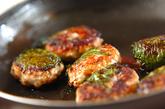 ナメタケ入り鶏つくねの作り方2