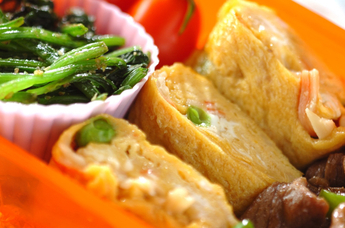 中華風卵焼き