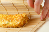 ちりめんじゃこ入り卵焼きの作り方4