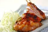 鶏の照焼きの作り方4