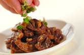 砂肝のニンニク炒めの作り方3