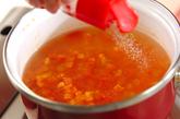 トマト粥の作り方3