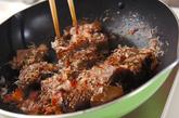 コンニャクおかか煮の作り方3