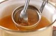 ナメコと長芋のみそ汁の作り方1