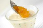 ママレードレアチーズの作り方4