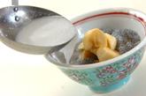 バジルシード入りココナッツの作り方2