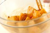 ジャガイモの納豆和えの作り方2