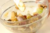 炙りマグロのぬたの作り方3