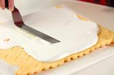 イチゴのロールケーキの作り方13