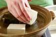 湯豆腐・かつおじょうゆの作り方2