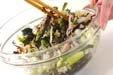 白菜のサッパリ和えの作り方1