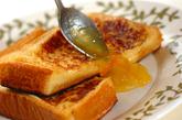 ふんわりフレンチトーストの作り方4