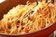 タラコスパゲティの作り方3