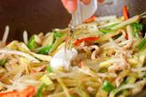 ザーサイ椒肉絲の作り方3