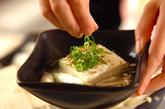 豆腐鍋の作り方3