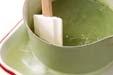 ぷるぷる抹茶ミルクの作り方2