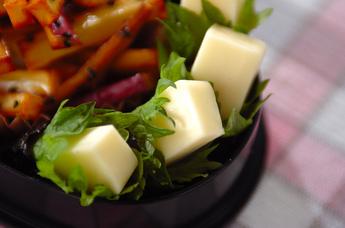 のり巻きチーズ