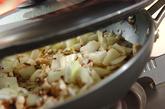 玉ネギのマーボー風味炒めの作り方2