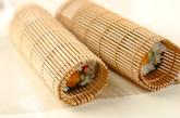 巻き寿司(恵方巻き)の作り方5