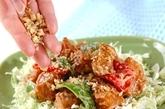 豚肉のオーロラソース和えの作り方3
