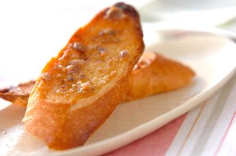 アンチョビバターパン