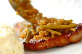豚ロース肉のワインビネガー煮込みの作り方9