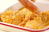 鶏肉のフレーク焼きの作り方1