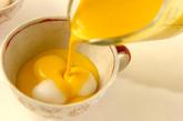 カボチャのお汁粉の作り方6