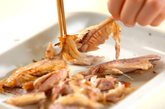 アジの混ぜご飯の作り方1