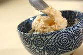 明太とろろのシラス丼の作り方2