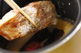 梅入り鯛飯の作り方2