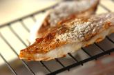 梅入り鯛飯の作り方1