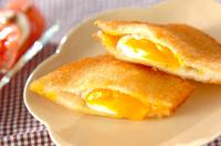 卵揚げパン
