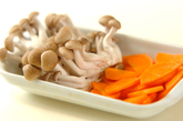 鶏レバーの甘辛煮の下準備2