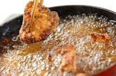 鶏むね肉の塩麹唐揚げの作り方2