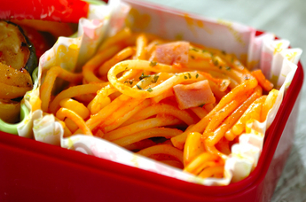 スパゲティー・ナポリタン