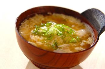 長芋のふんわり汁