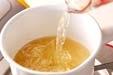 カニのあんかけご飯の作り方3