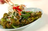 ラムと野菜の炒め物の作り方2