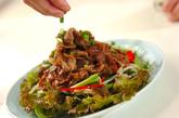 ラムと野菜の炒め物の作り方3