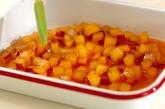 サツマイモのカラメルマフィンの作り方2