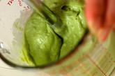 アボカドのアイスクリームの作り方1