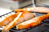 鮭のカレーソースの作り方1